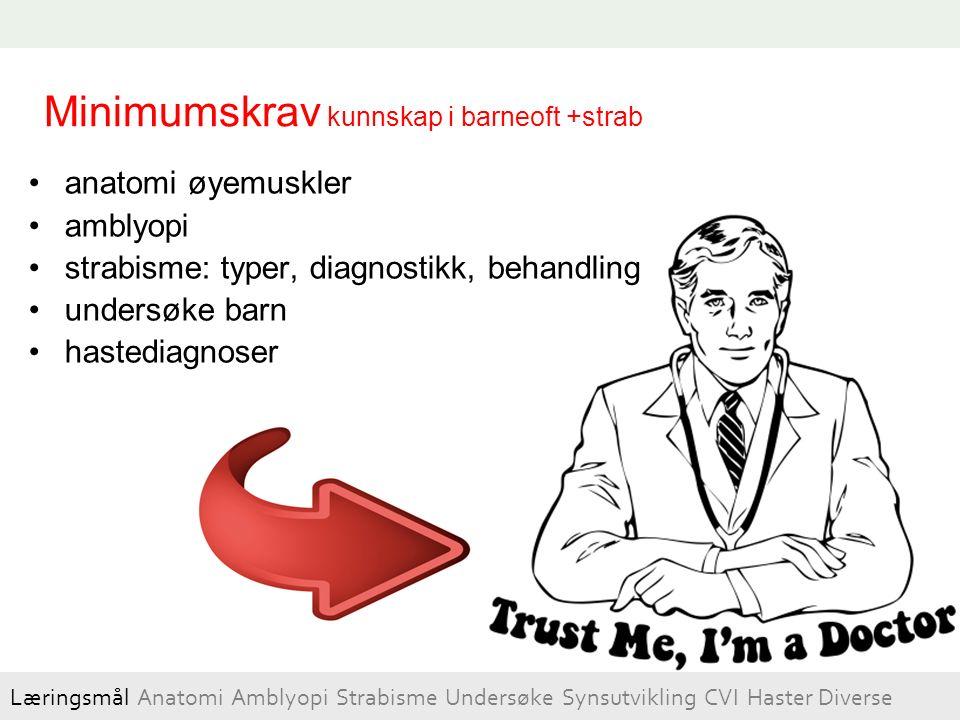 Visus Synstavlen crowdingeffekt: Ved amblyopi er det mye vanskeligere å skjelne et symbol mellom mange andre enn et alene.