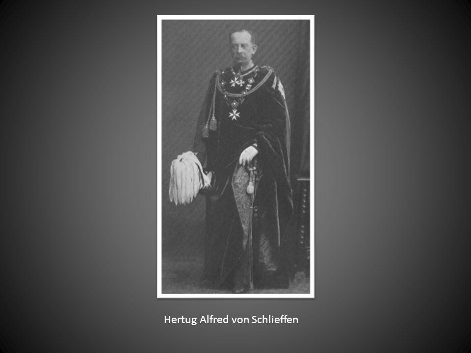 Hertug Alfred von Schlieffen
