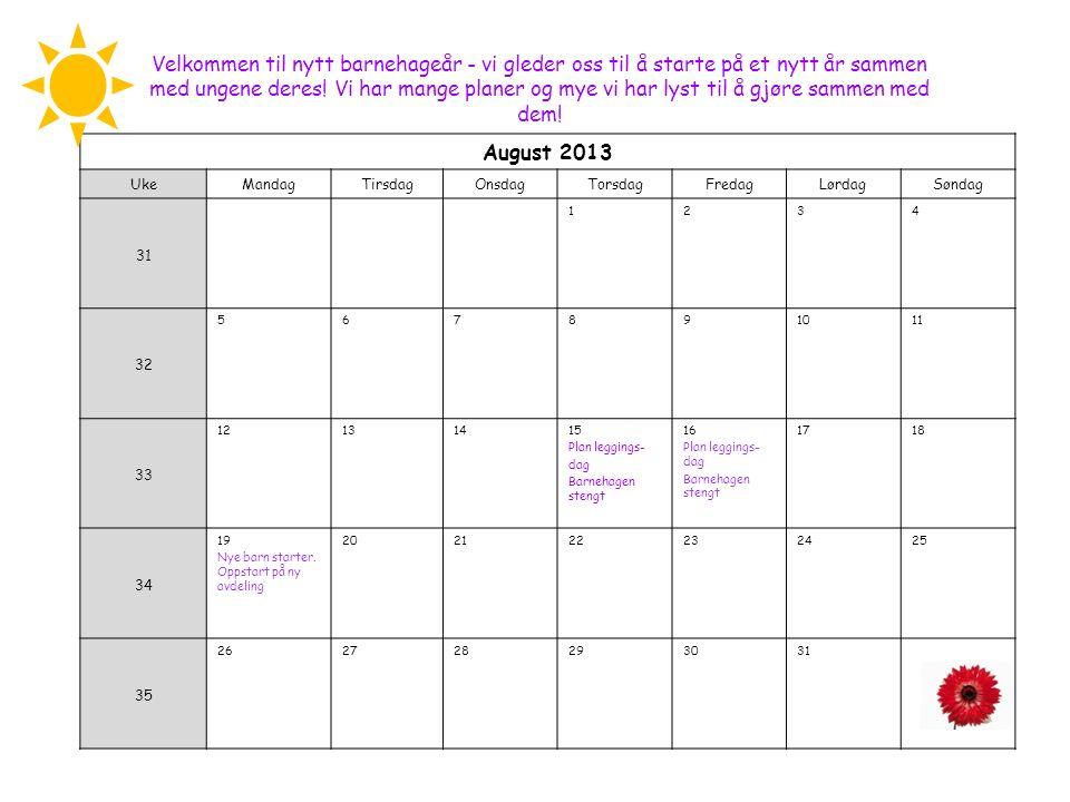 SAMARBEIDSUTVALGET 2012/2013: Foreldrerepresentanter velges i september.