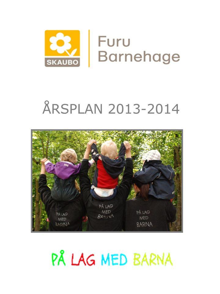 ÅRSPLAN 2013-2014