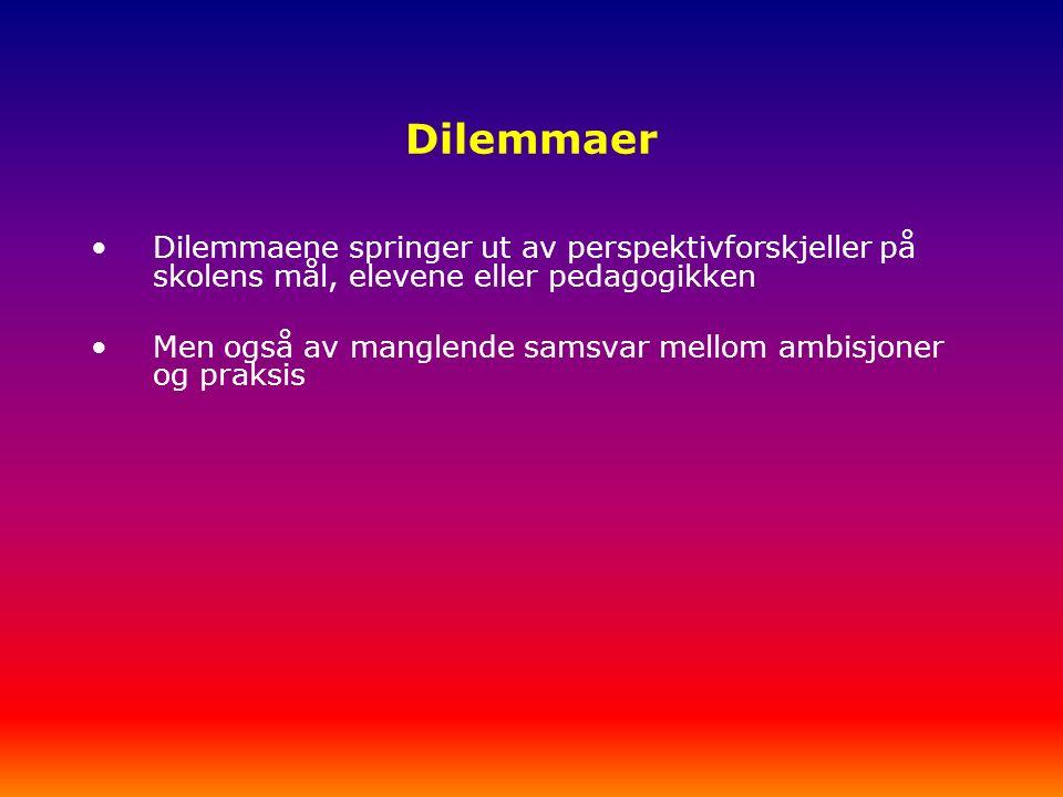 Litteratur Terje Ogden (2004).Kvalitetsskolen. Oslo, Gyldendal Akademisk Terje Ogden (2002).