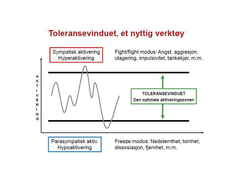 Avdeling for akuttpsykiatri, Ullevål Utvikling av mentalisering - Hvordan utvikles mentaliserende evner.