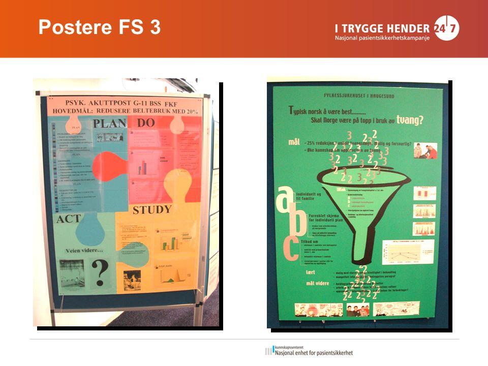 Postere FS 3