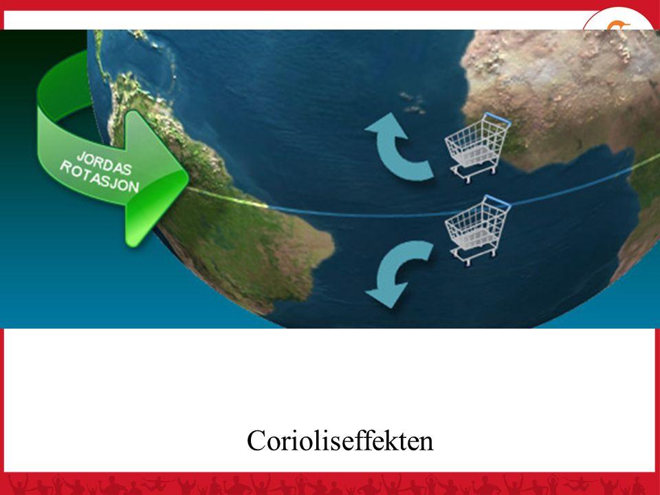 Corioliseffekten