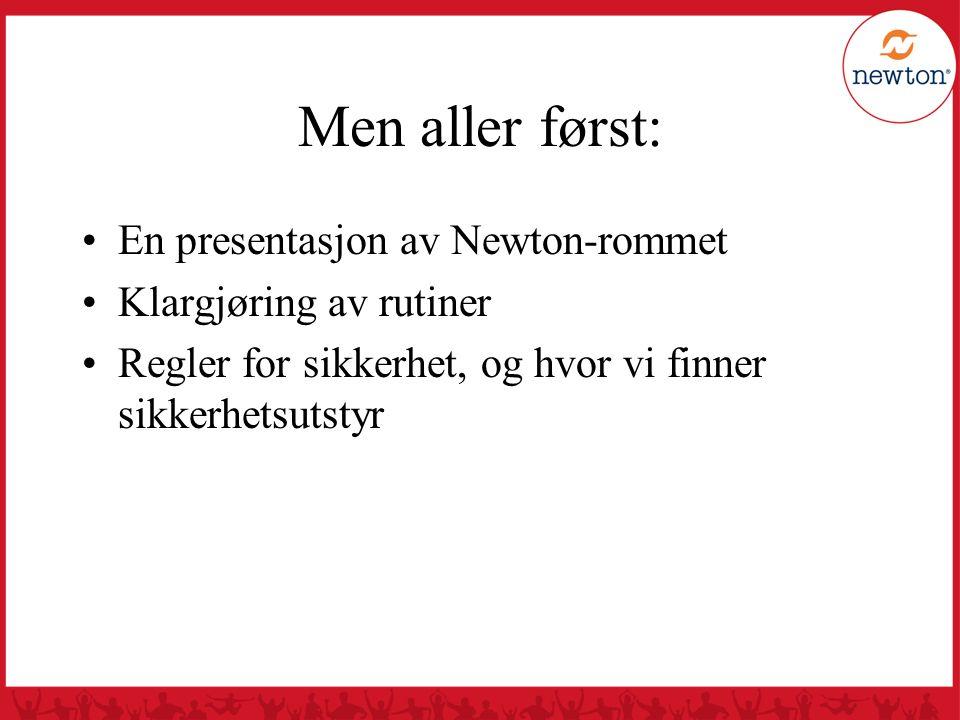 Fysiologi/Økologi Vekst og overlevelse avhenger av saltholdighet (23 – 38 ppt.