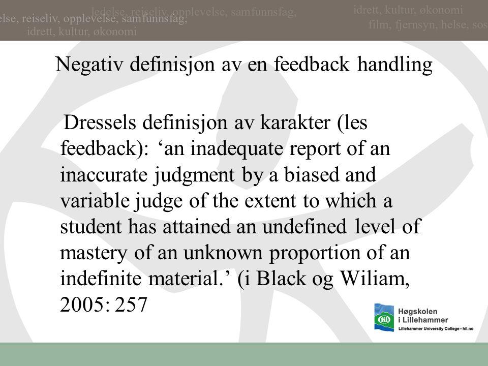 """Rettferdig standpunktvurdering – det (u)muliges kunst? (Proitz og Borgen, 2010: 11) """"lærerne forteller om store individuelle variasjoner i praksis for"""