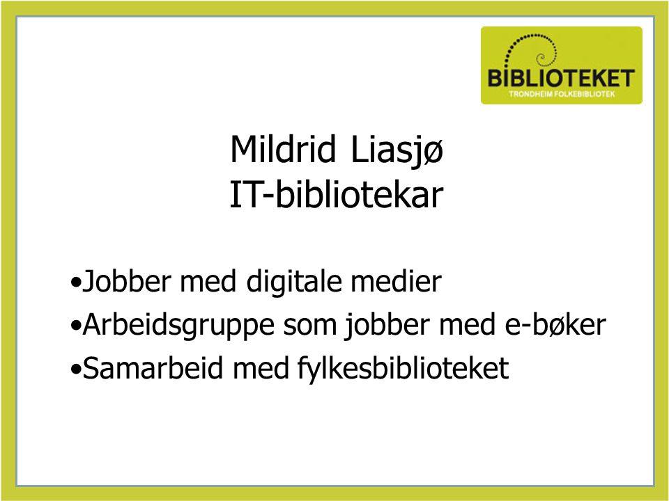 Norsk e-lån? Bibliotek- sentralen Weblån