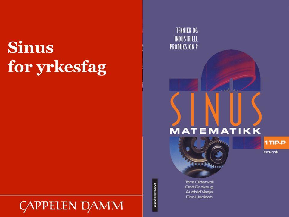 Sinus for yrkesfag Bilde inn