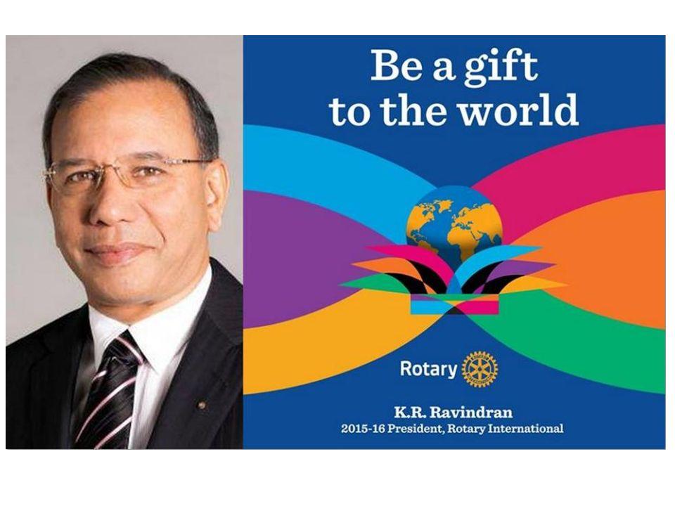 TILE Styringsdokument for Levanger Rotaryklubb 2015/16 1.Rotarys formål: Å gagne andre 2.RI-presidentens tema: Be a gift to the world = Oppfordring om å gi en gave i form av tid, talent og kompetanse for å forbedre livet i samfunn over hele verden 3.