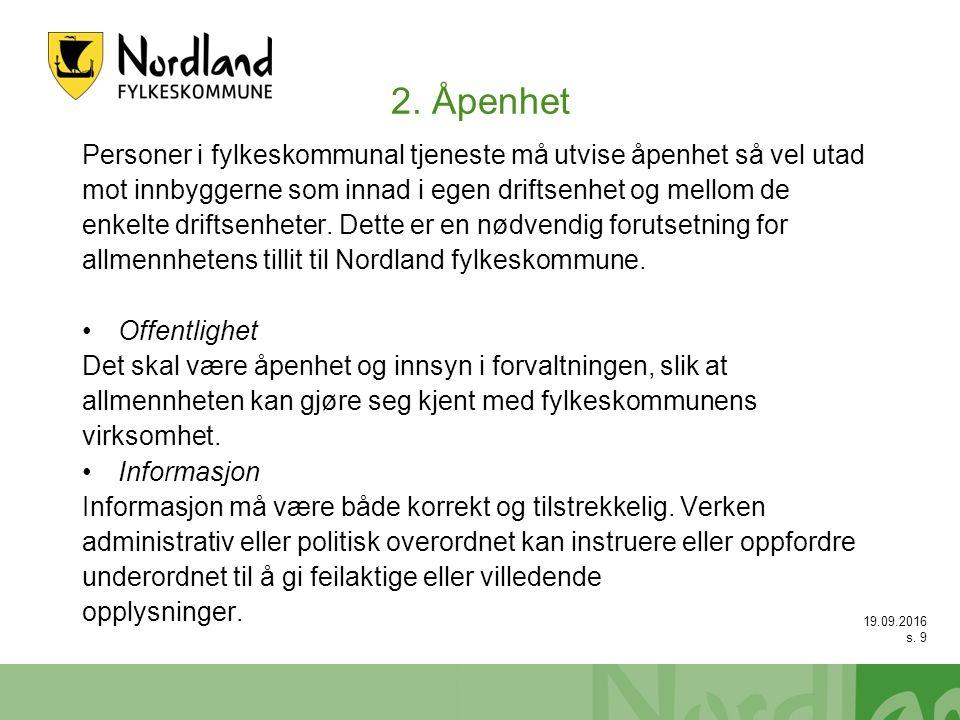 19.09.2016 s.30 Case etikk - habilitet / tillit Geir er 25 år og lærer i en videregående skole.