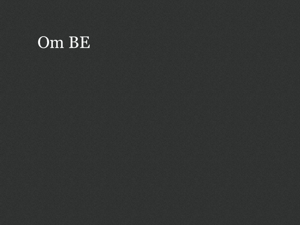 Om BE