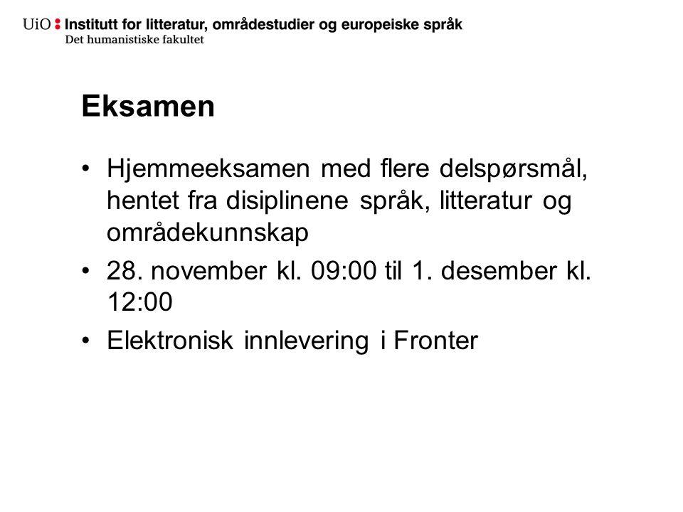 Språkforelesningene Morfologi Syntaks Fonetikk Fonologi Semantikk Pragmatikk Retorikk (i Christian Janss' forelesning 10.