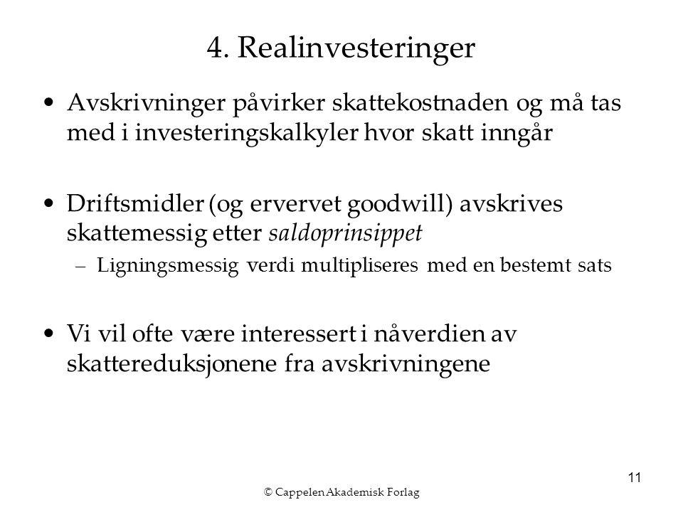 © Cappelen Akademisk Forlag 11 4.