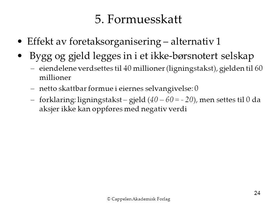 © Cappelen Akademisk Forlag 24 5.