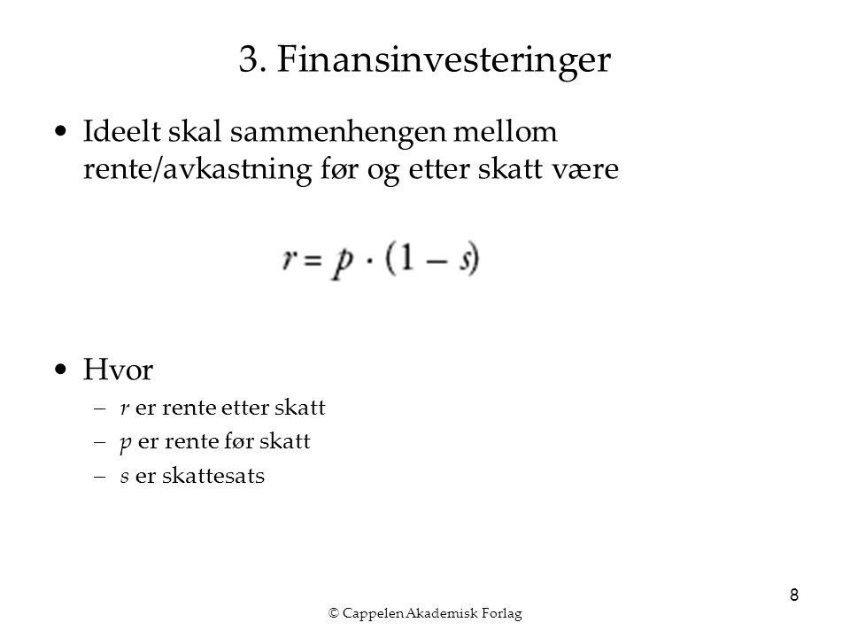© Cappelen Akademisk Forlag 8 3.