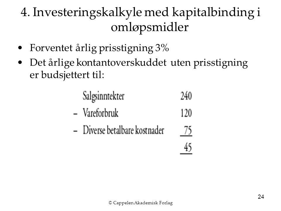 © Cappelen Akademisk Forlag 24 4.