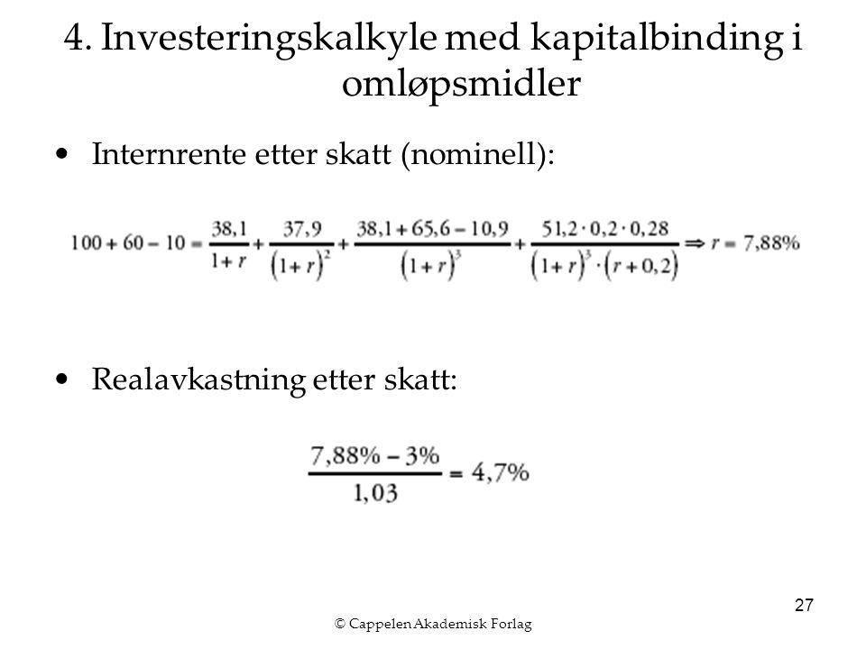 © Cappelen Akademisk Forlag 27 4.