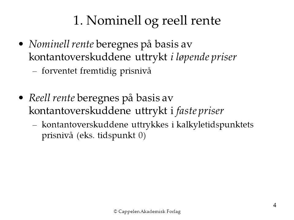 © Cappelen Akademisk Forlag 25 4.