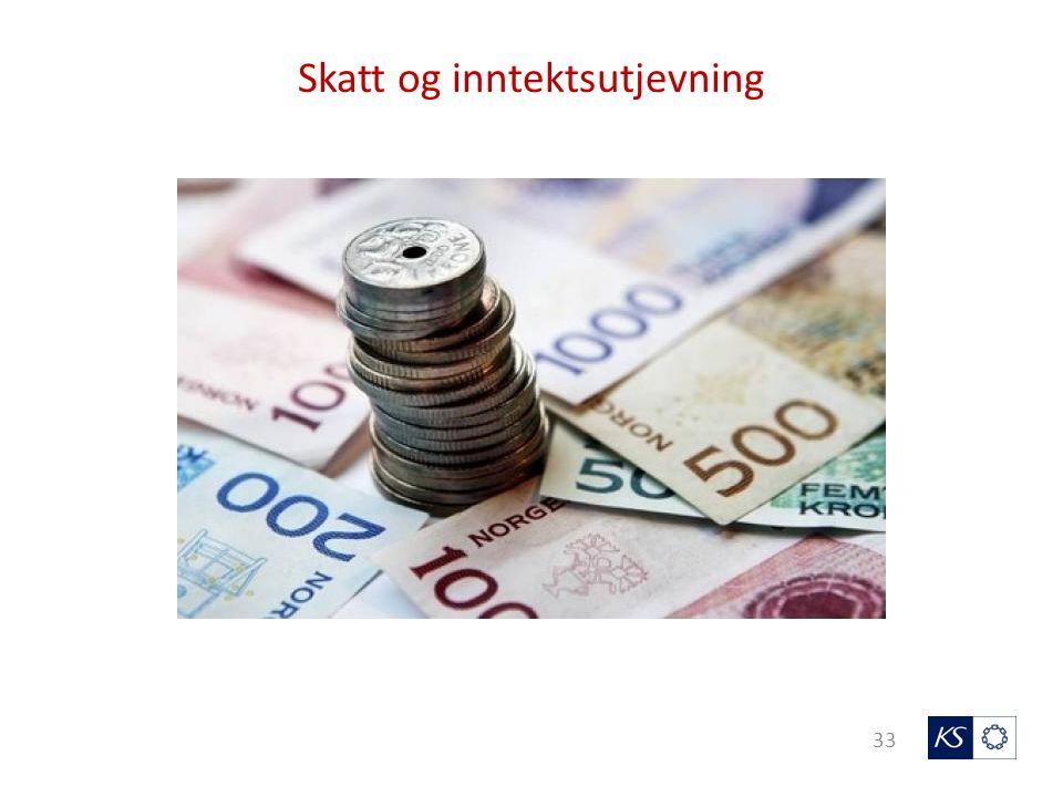 Skatt og inntektsutjevning 33