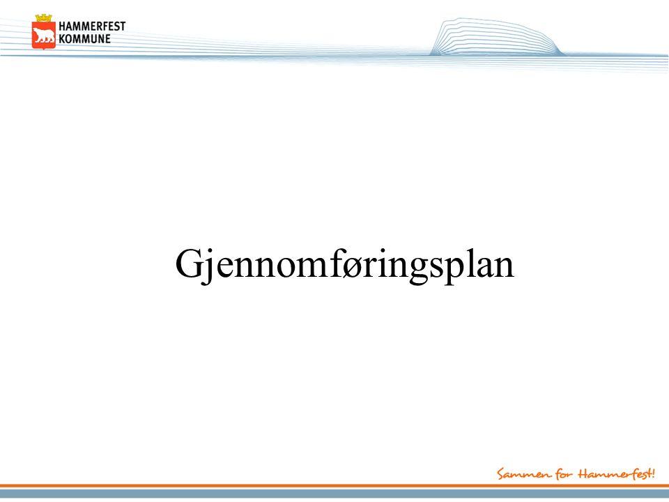 Gjennomføringsplan