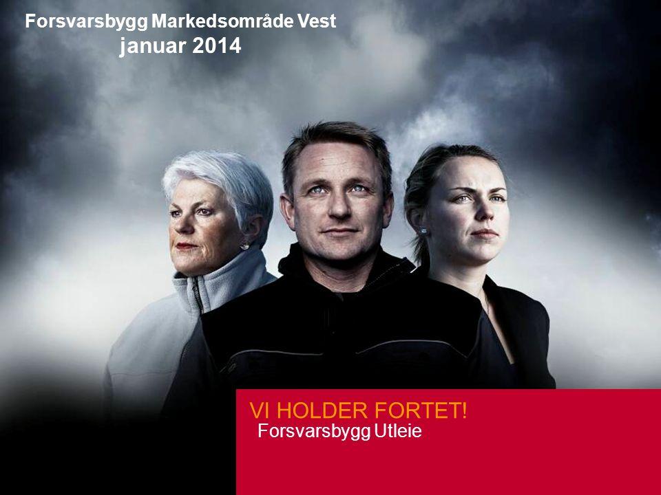 Norges største eiendomsaktør  Forsvarsbygg forvalter ca 4,3 mill m² bygningsmasse fordelt på ca 13 000 bygg og anlegg  Omsetter for ca 6,2 mrd kroner i året  Ca1400 årsverk