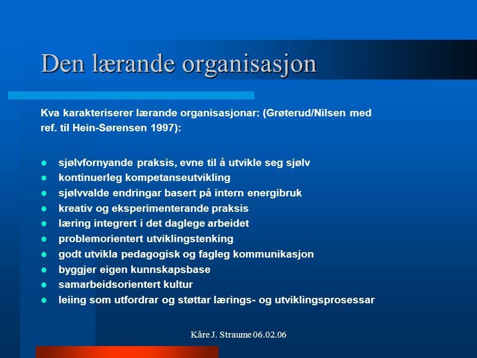 Kåre J. Straume 06.02.06