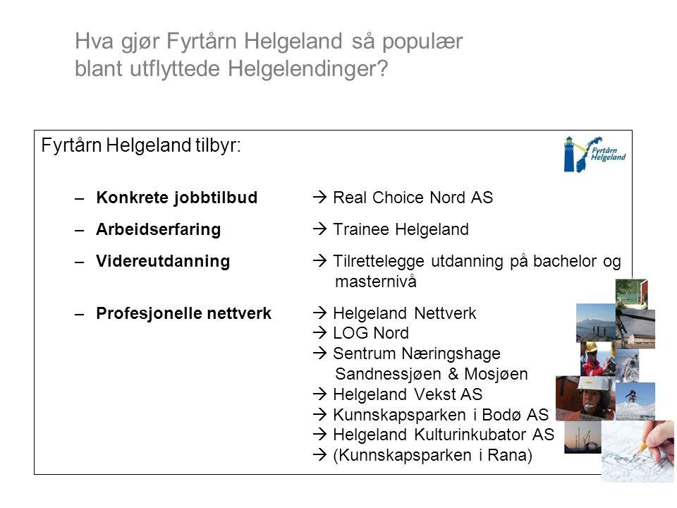 Et regionalt trainee program for hele Helgeland