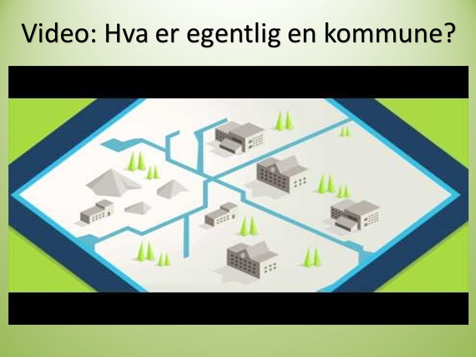 Video: Hva er egentlig en kommune?