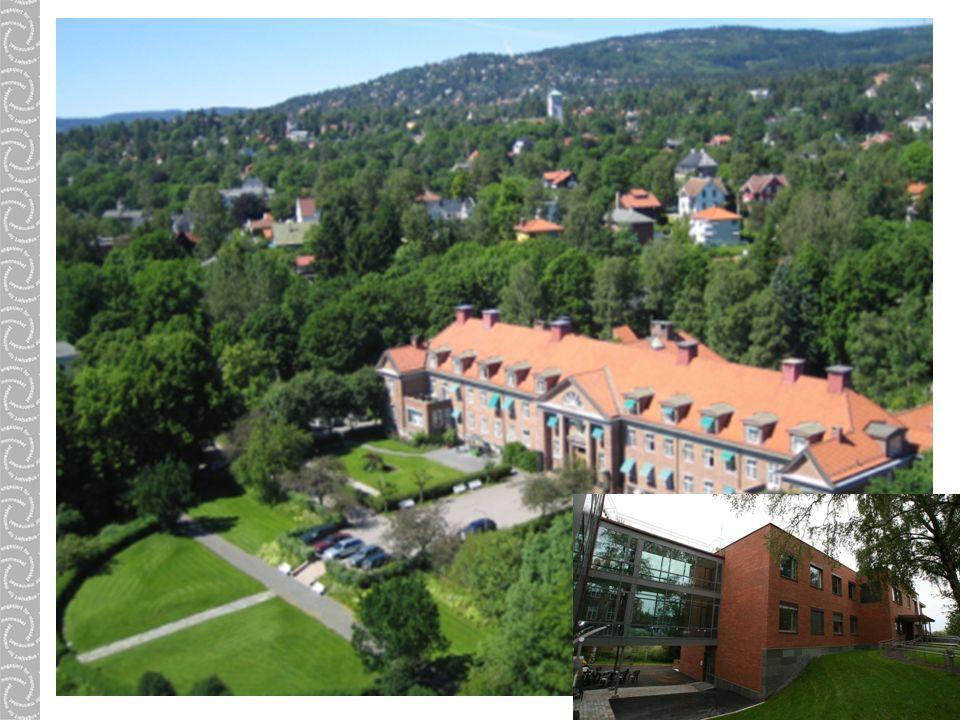 Diakonhjemmet sektor: ca 135.000 innbyggere Bydelene Frogner, Vestre Aker og Ullern i Oslo Sammenslått DPS og Psykiatrisk avdeling 2011 7 kliniske enheter 5 poliklinikker 2 døgnenheter (akutt psyk.
