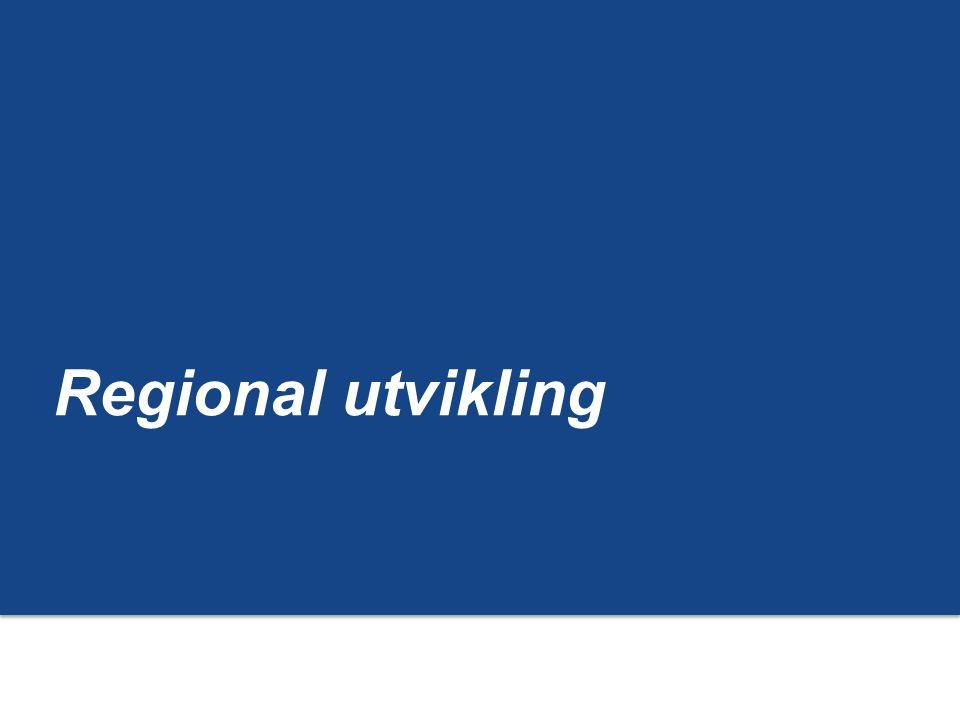Regional utvikling