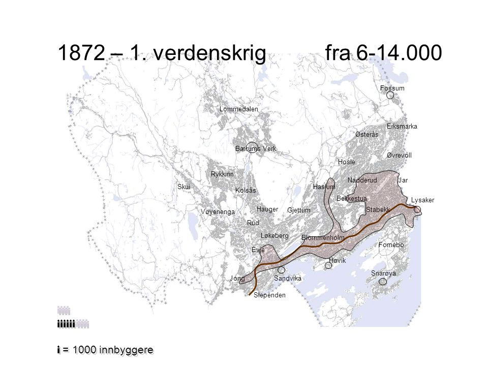 Bedre vern av grønnstrukturen Grønnstrukturen kartlagt og vist i arealplanen 20 nye arealer lagt inn som grønnstruktur Viktige turveier vist på kartet Behov for en mer detaljert grøntplan (jf nytt planprogram)
