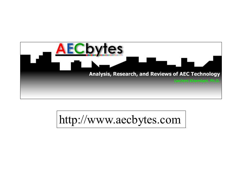 http://www.aecbytes.com