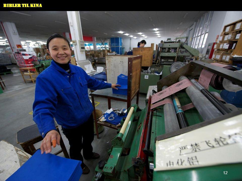 Bibler til Kina 12