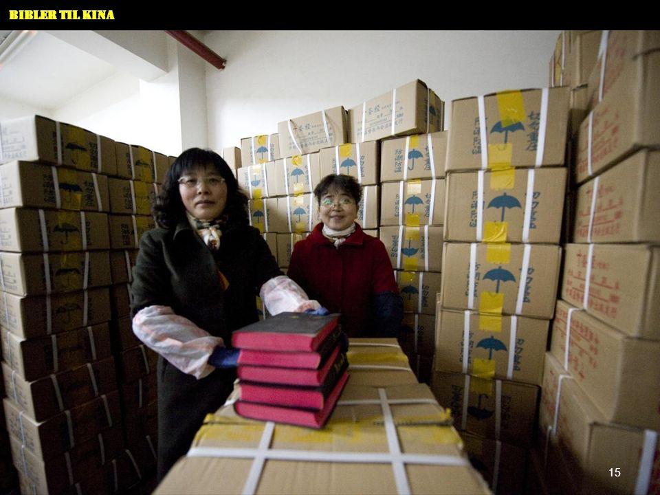 Bibler til Kina 15