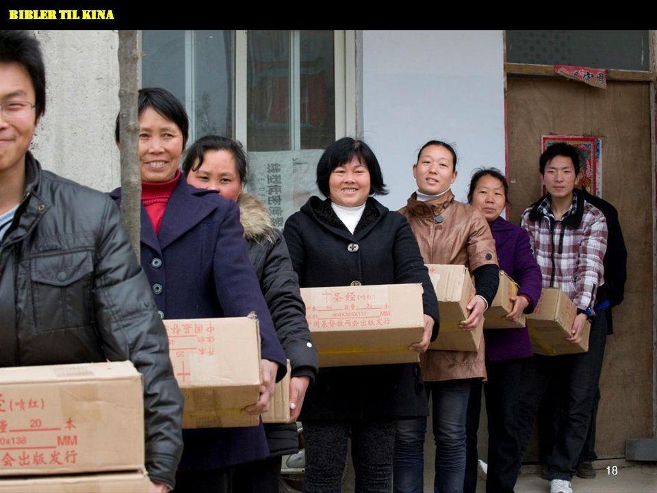 Bibler til Kina 18