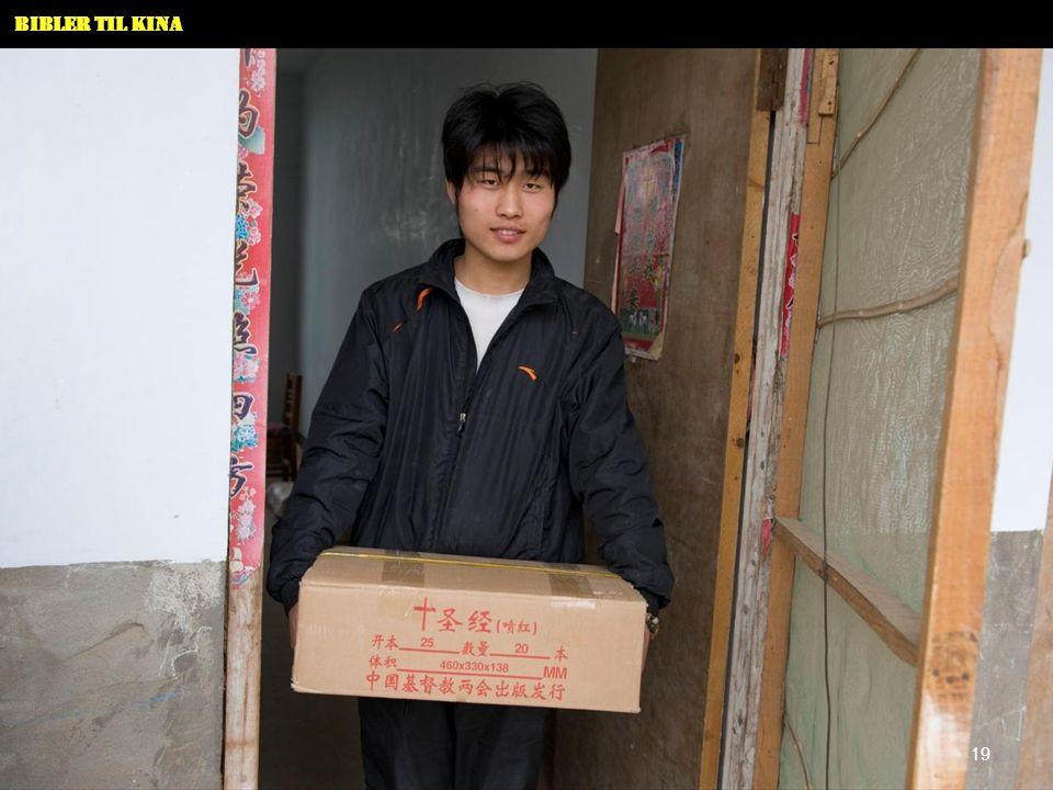 Bibler til Kina 19