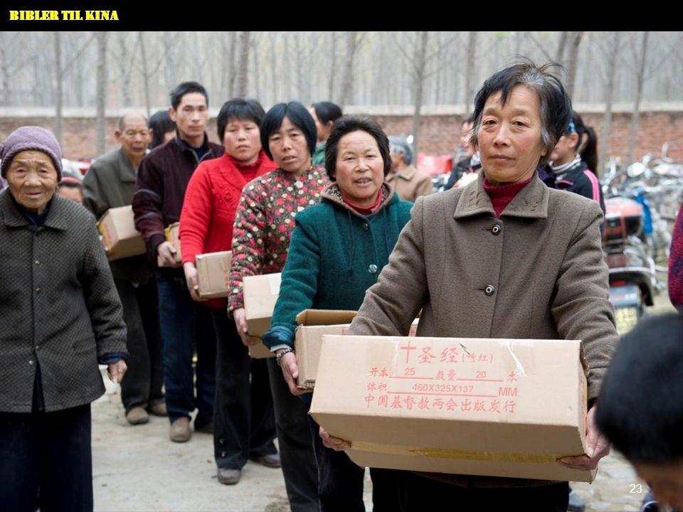 Bibler til Kina 23