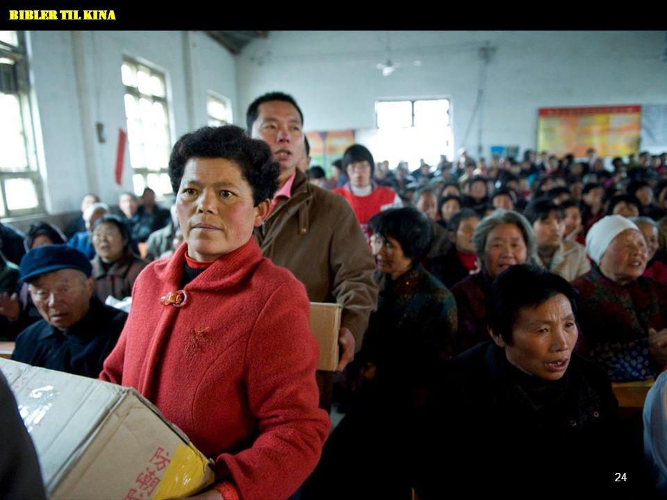 Bibler til Kina 24