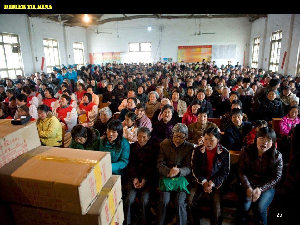 Bibler til Kina 25