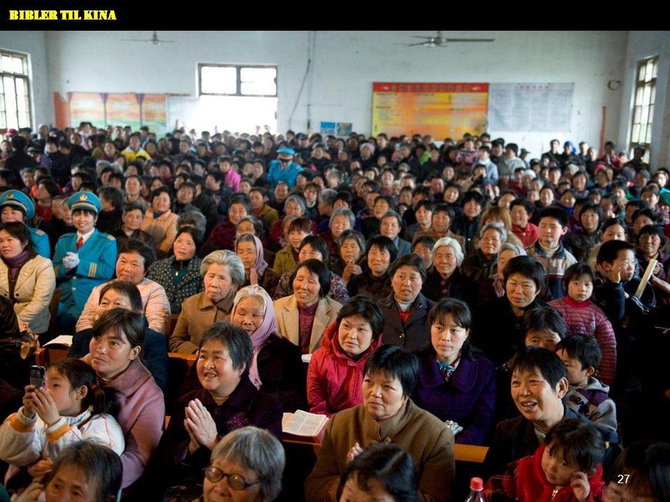 Bibler til Kina 27
