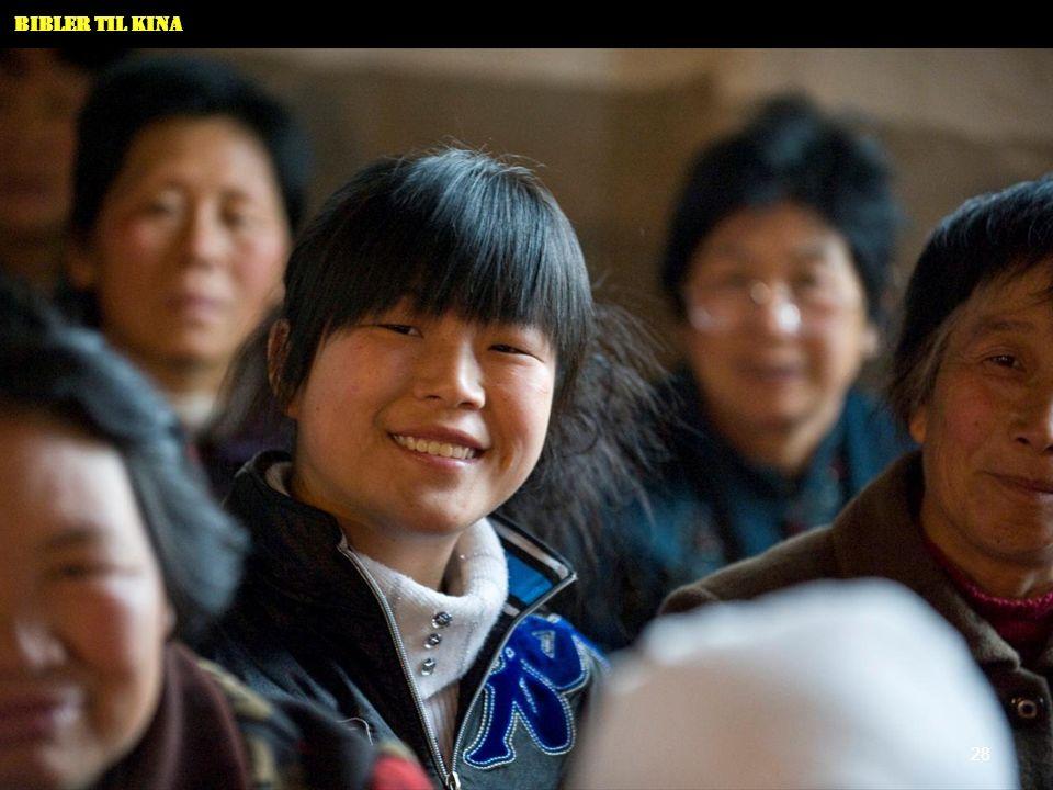 Bibler til Kina 28