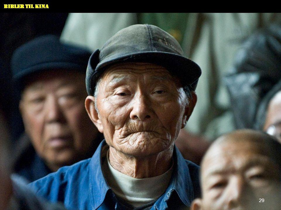 Bibler til Kina 29