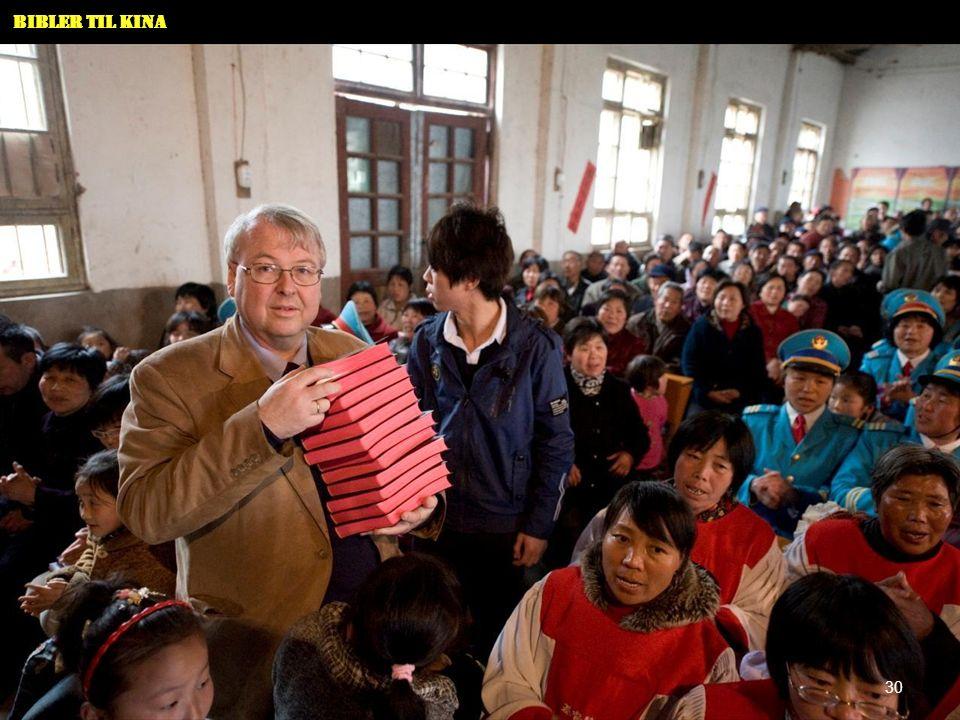 Bibler til Kina 30