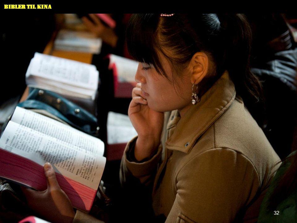 Bibler til Kina 32