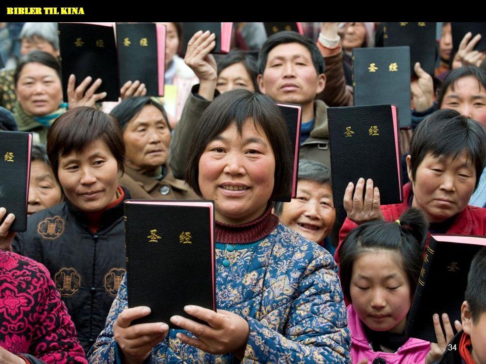Bibler til Kina 34