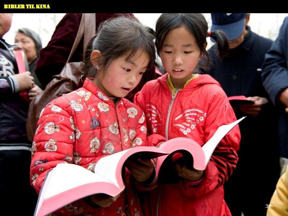 Bibler til Kina 35
