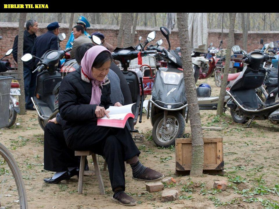 Bibler til Kina 38