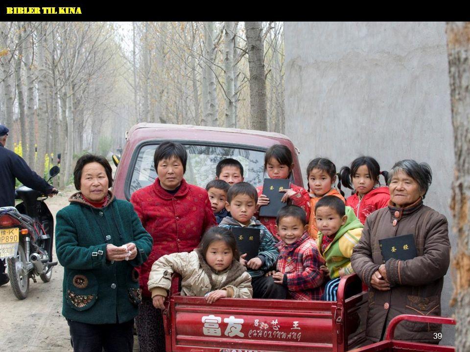 Bibler til Kina 39