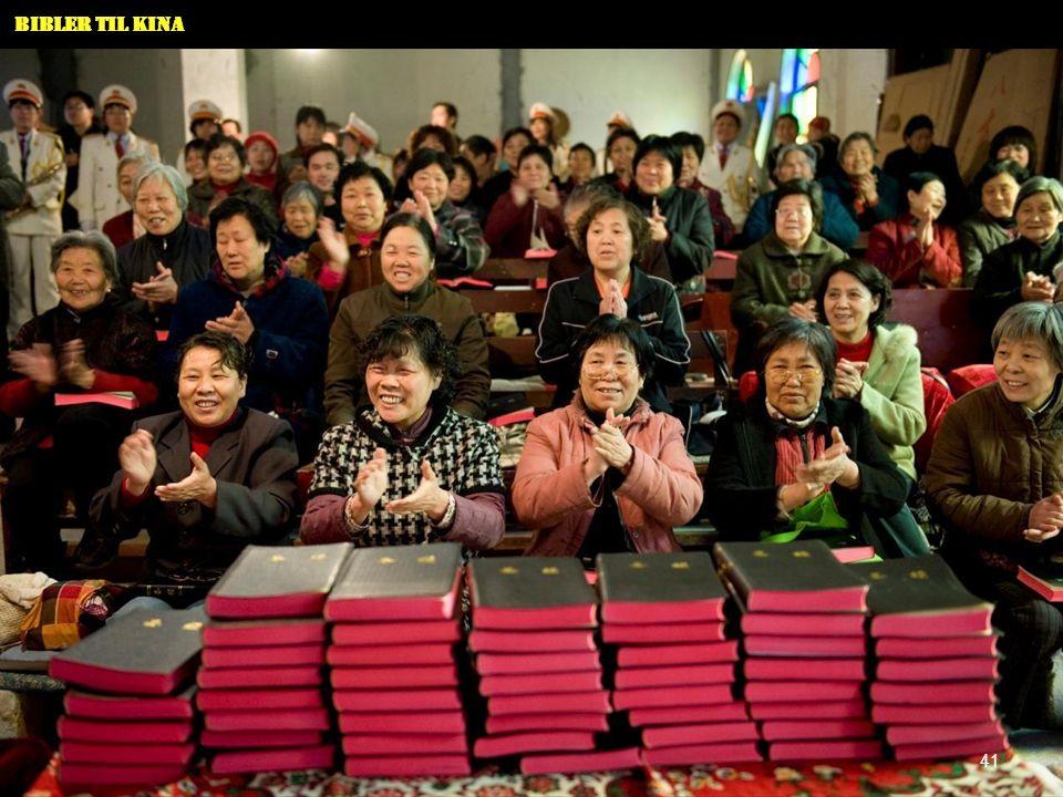 Bibler til Kina 41