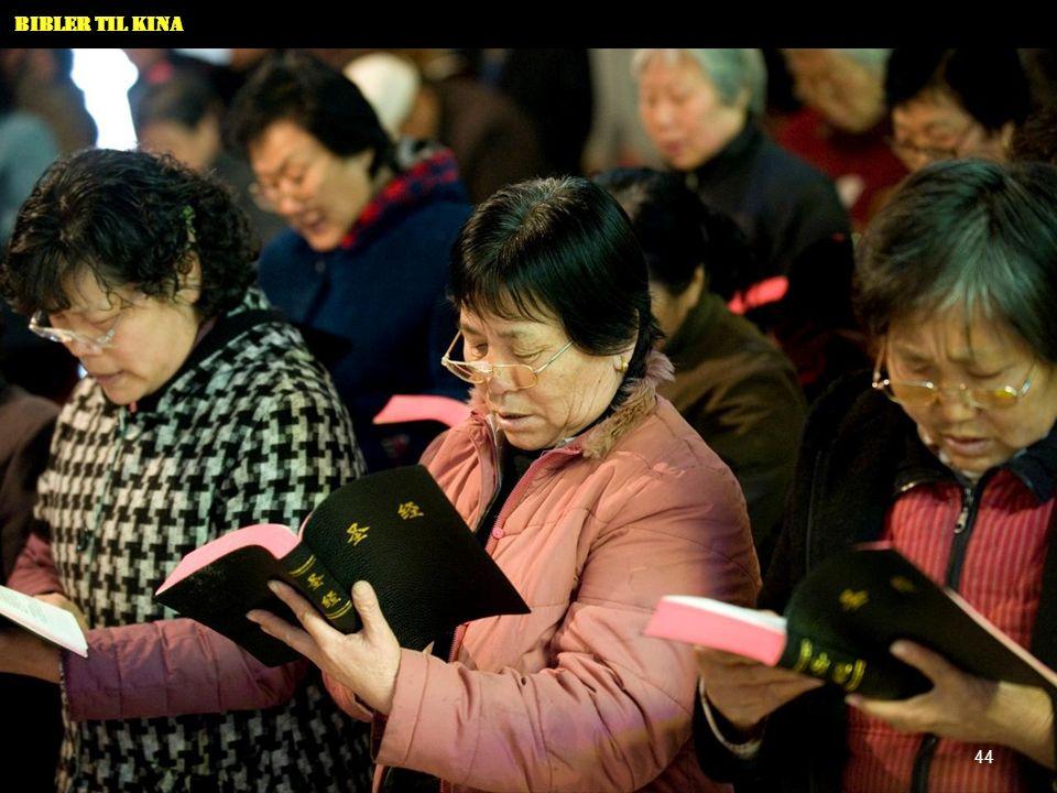 Bibler til Kina 44